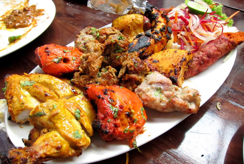 mix tandoori